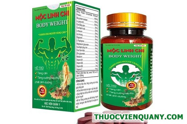 thuoc tang can moc linh chi body weight hoc vien quan y